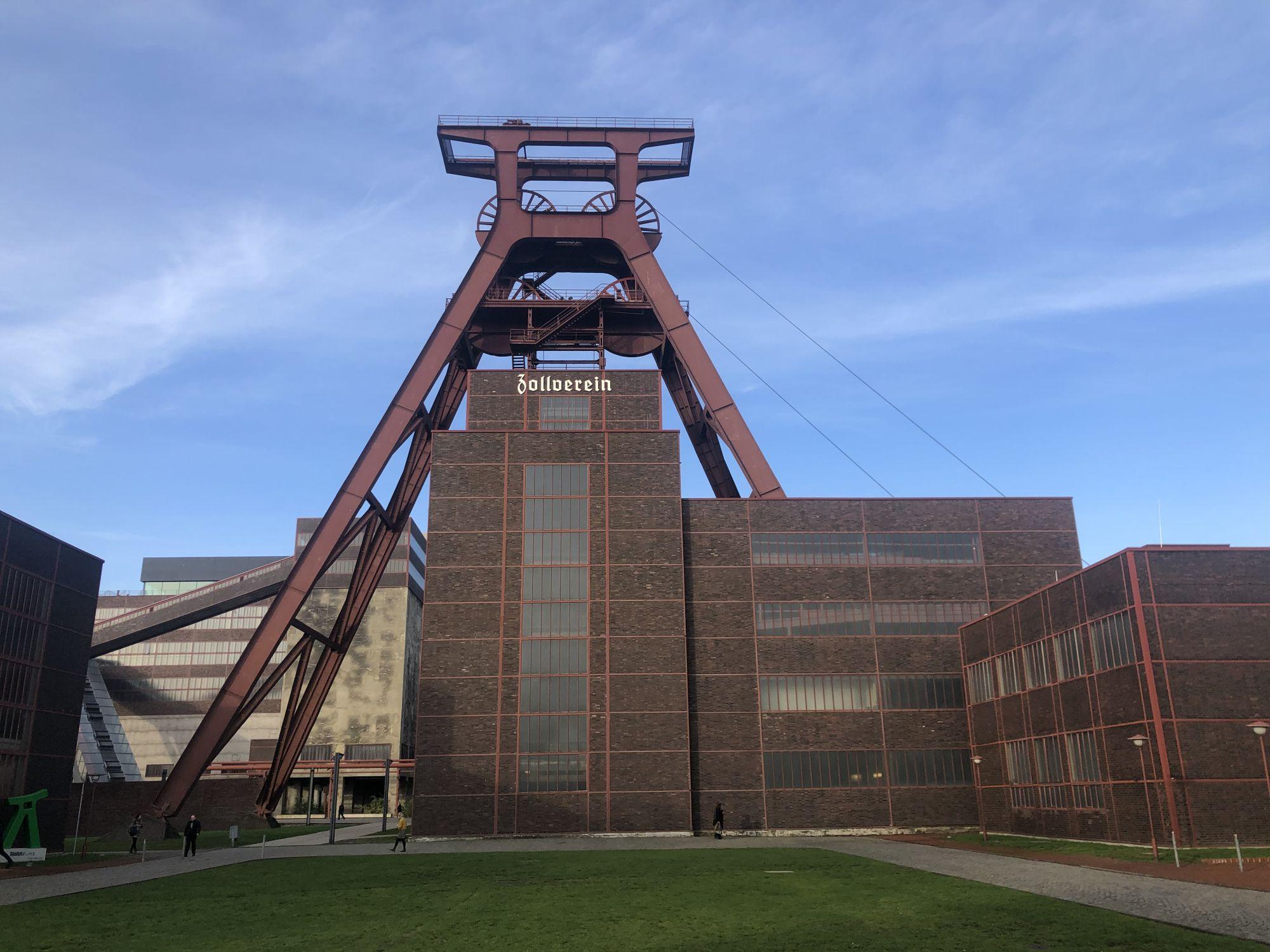 Veranstaltungsort Weltkulturerbe Zeche Zollverein Essen