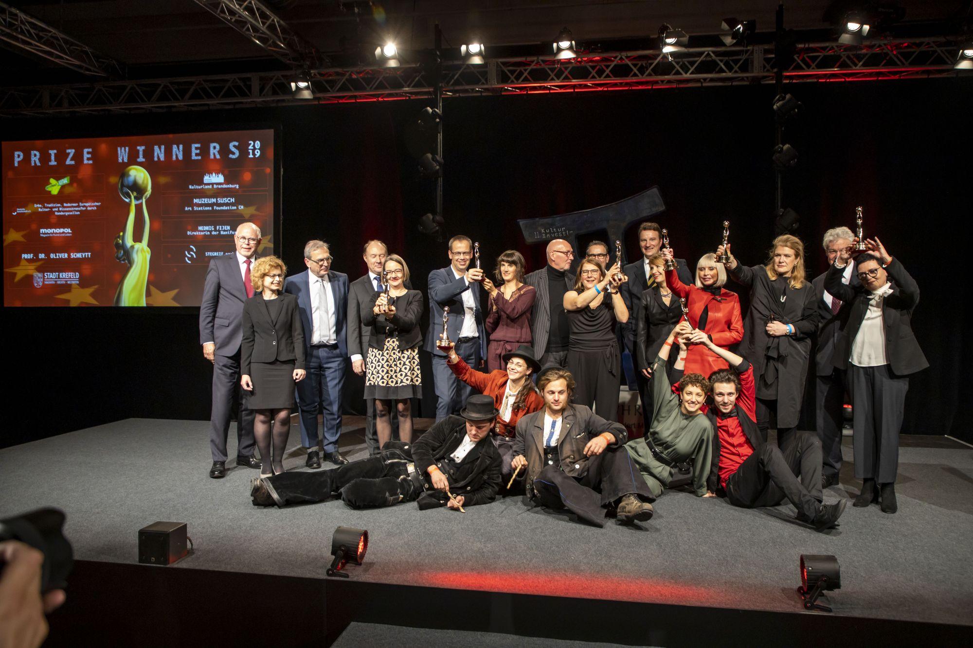 Preisträger 2019, Copyright: Hans-Conrad Walter