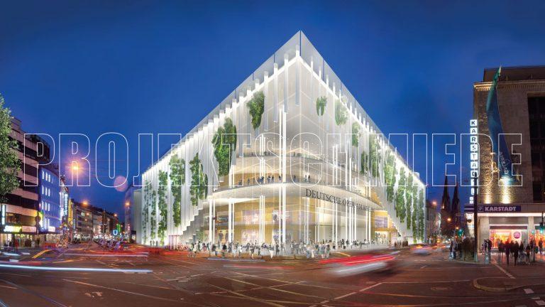 Neue Initiative für Opern-Diskussion in Düsseldorf